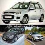 Kalina 2 — самый ожидаемый автомобиль 2013 года в России