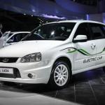 Новый электромобиль EL Lada уже у первых владельцев!