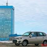 АВТОВАЗ назвал дату начала производства серийной Lada Kalina 2