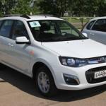 Тестовые автомобили Калина-2