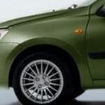 Новый цвет «Калины-2»