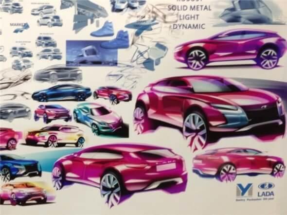 1-е место. Автомобили Лада Калина 2. Новости, описание, видео.