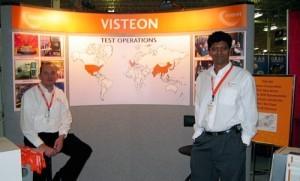 Компания Visteon Corp. Автомобили Лада Калина 2. Новости, описание, видео.