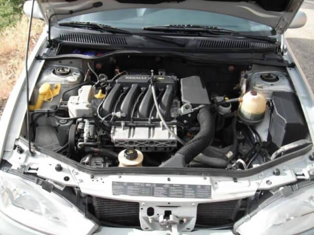 Двигатель Рено K4M. Автомобили Лада Калина 2. Новости, описание, видео.