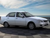 Седан Приора-2. Автомобили Лада Калина 2. Новости, описание, видео.