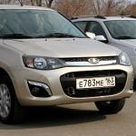 Октябрьский ТОП-10 рейтинга популярности – содержит 4 модели LADA