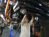 Цех сборки автомобилей Калина-2 и Гранта. Автомобили Лада Калина 2. Новости, описание, видео.