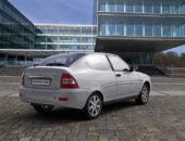 "LAD Priora II, кузов ""купе"". Автомобили Лада Калина 2. Новости, описание, видео."
