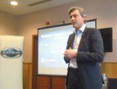 Жером Сего, конференция в Новосибирске. Автомобили Лада Калина 2. Новости, описание, видео.