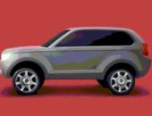 Перспективная разработка ВАЗ - внедорожник на базе LADA 4x4. Автомобили Лада Калина 2. Новости, описание, видео.