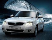 Приора-2 седан, рекламное изображение. Автомобили Лада Калина 2. Новости, описание, видео.