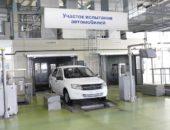 Испытательный стенд автомобилей Kalina II, Granta. Автомобили Лада Калина 2. Новости, описание, видео.