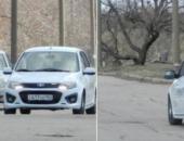 Калина-2 Спорт на улицах Тольятти. Автомобили Лада Калина 2. Новости, описание, видео.