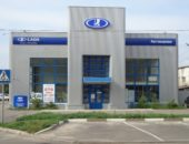 Автосалон фирмы Лада-Украина, официального дилера УкрАвтоВАЗа. Автомобили Лада Калина 2. Новости, описание, видео.