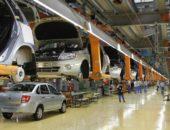 Цех сборки автомобилей Гранта и Калина-2. Автомобили Лада Калина 2. Новости, описание, видео.