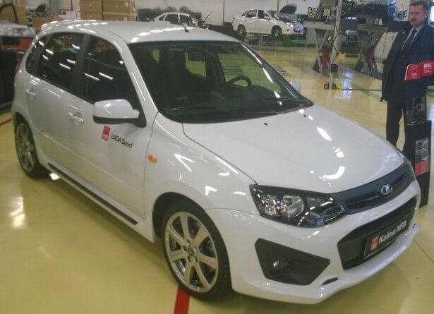 Калина-2 NFR, презентация для дилеров. Автомобили Лада Калина 2. Новости, описание, видео.