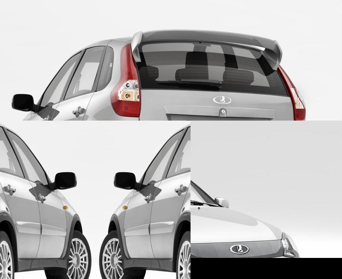Калина-2 Кросс, фирма Автопродукт. Автомобили Лада Калина 2. Новости, описание, видео.