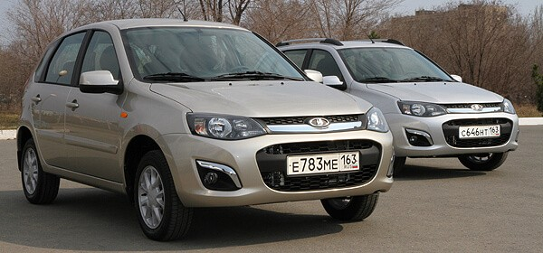 Автомобили Лада Калина-2 в дилерском центре. Автомобили Лада Калина 2. Новости, описание, видео.