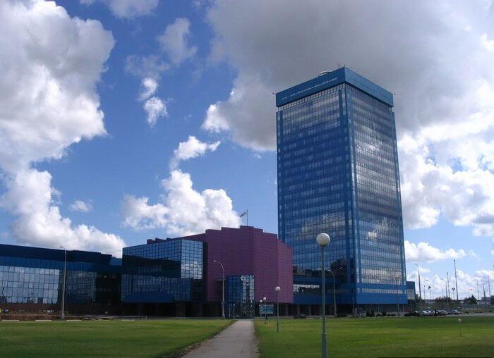 Головной офис АвтоВАЗа, Тольятти. Автомобили Лада Калина 2. Новости, описание, видео.