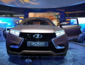 Концепция для всех автомобилей ВАЗ - стиль X-RAY. Автомобили Лада Калина 2. Новости, описание, видео.