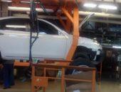 Первая линия основного конвейера ВАЗ. Автомобили Лада Калина 2. Новости, описание, видео.