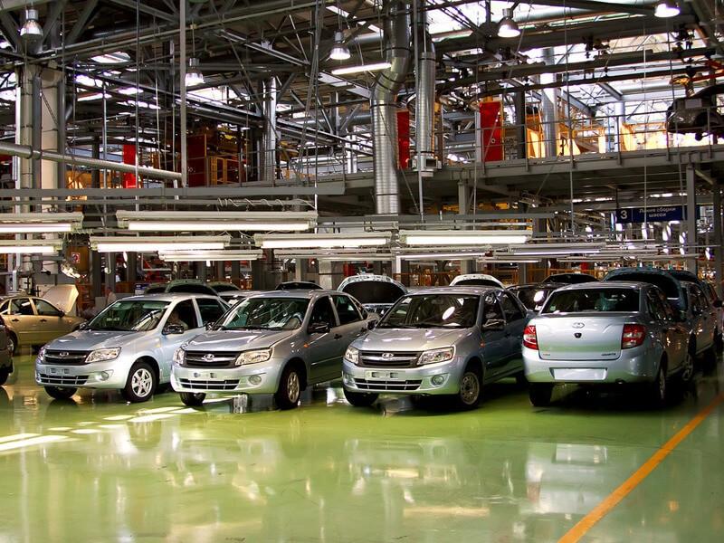 Завод АвтоВАЗ, выпуск автомобилей Granta/Kalina II. Автомобили Лада Калина 2. Новости, описание, видео.