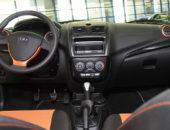 LADA Kalina Cross, центральная консоль. Автомобили Лада Калина 2. Новости, описание, видео.