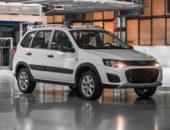 Кроссовер Kalina Cross, выставочный экземпляр. Автомобили Лада Калина 2. Новости, описание, видео.