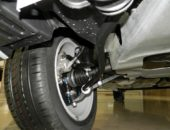 LADA Kalina Cross, передняя подвеска. Автомобили Лада Калина 2. Новости, описание, видео.