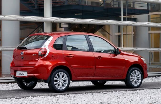 Datsun mi-DO так похож на Калину-2. Автомобили Лада Калина 2. Новости, описание, видео.