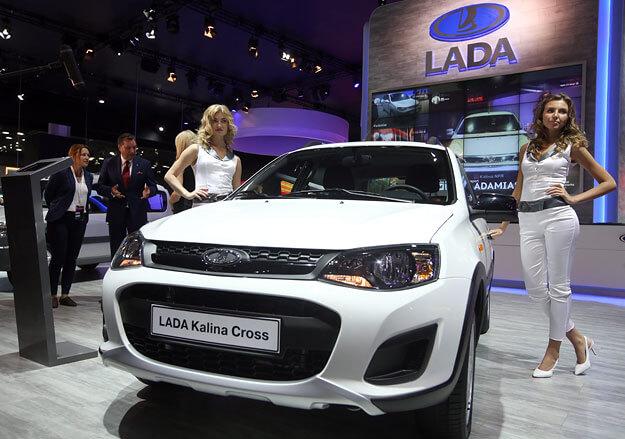 LADA Kalina Cross, автосалон ММАС. Автомобили Лада Калина 2. Новости, описание, видео.