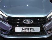 Один из концептов семейства Vesta