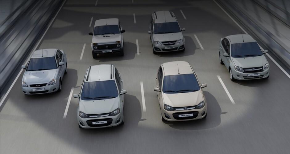 Автомобили LADA, получившие высокий спрос в октябре 2014 г. Автомобили Лада Калина 2. Новости, описание, видео.