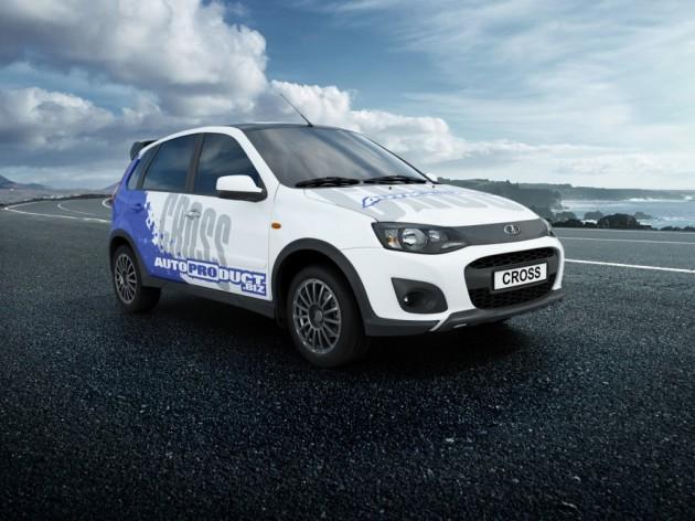 Автопродукт, Калина Кросс 2WD
