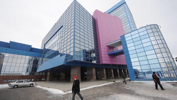 Головное здание предприятия ОАО АвтоВАЗ