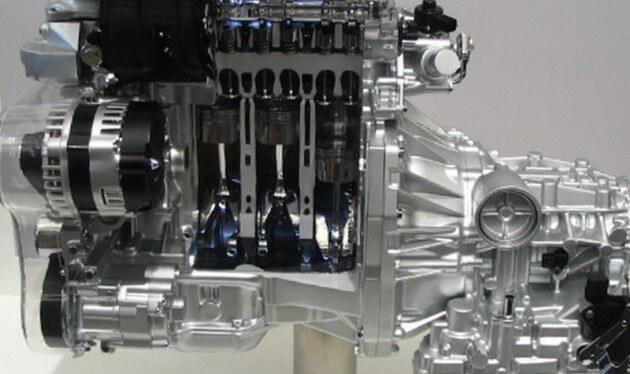 16-клапанный мотор H4M-K1, 1,6 л