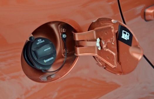 Крышка бензобака ВАЗ-2192