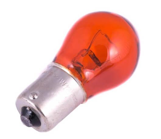 Лампа PY21W для поворотников