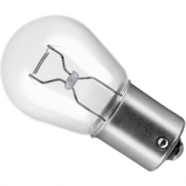 Лампа типоразмера P21W