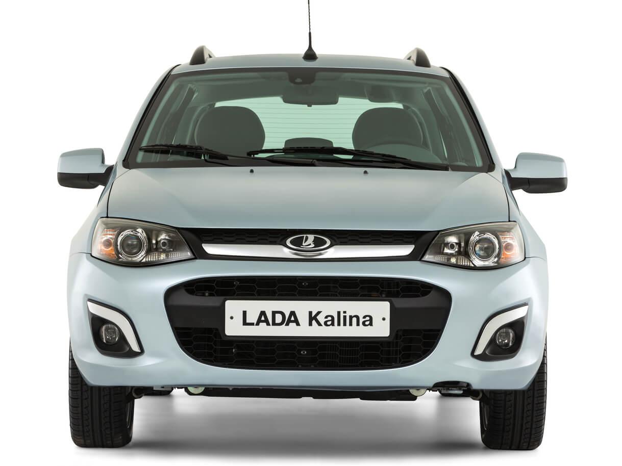 Автомобиль Калина-2 в кузове Универсал