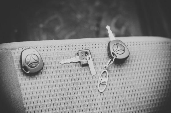 Ключи автомобиля Калина-2