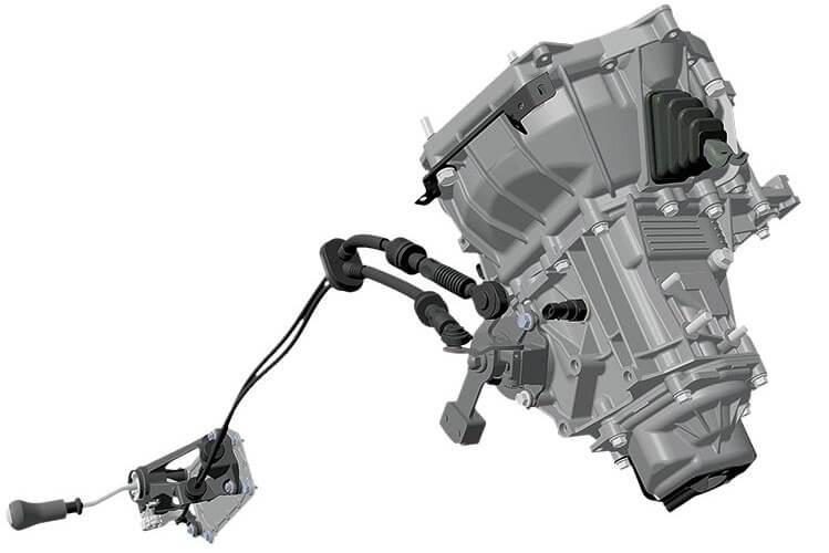 КПП ВАЗ-2181, Калина-2