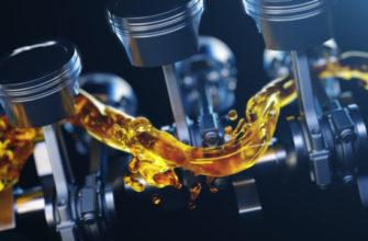 Основные характеристики моторного масла